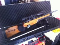 Guns & Hunting Supplies RARE RIFLE PRICE REDUCED