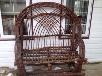 Patio & Grilling Handmade Willow Furniture