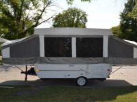 Tent Trailers 10 ft palomino Tent trailer
