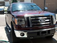Truck 4 x 4 2000 & Up 2009 Ford F-150 XLT Supercrew with XLT package