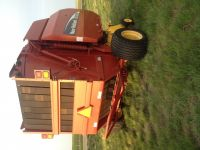 Bale Processors New Holland Baler 2004