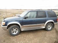 SUVs 1998 Ford Explorer Eddie Bauer