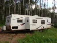 Travel Trailers 2007 Rockwood Travel Trailer (31 Foot)