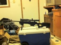 Guns & Hunting Supplies Remington 700 Custom Sniper Rifle