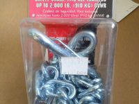 Trailers Safety chain 2,000 LB NationWide Trailer Parts