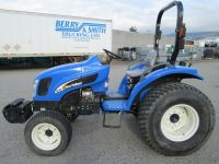 Tractors 2006 New Holland TC45A , 45hp, 234 hours