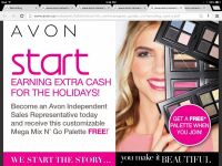 Sales Jobs Avon independent sales representative