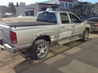 Truck 4 x 4 2000 & Up 2002 DODGE RAM 1500 4X4 SLT QUAD CAB