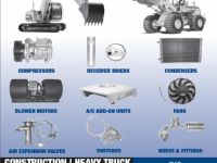 Agriculture Services HEAVY EQUIPMENT HEATING & AIR CONDITIONING PARTS