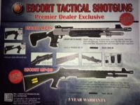 Guns & Hunting Supplies HATSAN ESCORT SALE