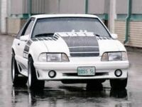 Cars 1980-89 fox body mustang with 460 c6 or big stroker
