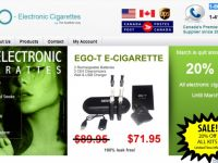 Electronics ECO Electronic Cigarettes – Quit Smoking Today