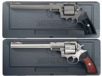 Home Entertainment Ruger Redhawk revolver