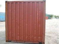 General Equipment 2002 A PLUS GRADE A 20 CONTAINER CARGO CONTAINERS