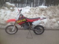 Motorcycles 2006 cr 85