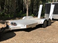 Trailers Featherlite aluminum trailer