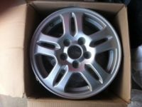 Parts and Accessories Two 15 inch Rims
