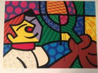 Artwork ROMERO BRITTO LIMITED EDITION