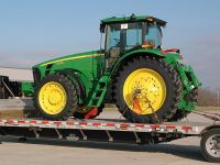 Tractors Heavy Equipment Shipping -- Canada & USA