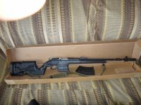 Guns & Hunting Supplies Mosin Carbine with Archangel Target Stock
