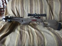 Guns & Hunting Supplies Crossbow with scope