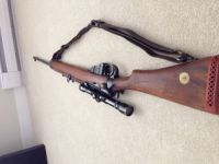 SHT LE No.1 MKlll 1943 Sporterized Lee Enfield with Scope