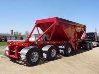 Trailers Gravel Hopper Trailers
