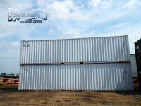 Industrial Rental Equip. 40' High Cube Double Door Container