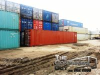 Commercial Equipment 45' Container for Sale