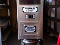 General Equipment Bunn G9 commercial coffee grinder