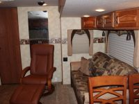 Travel Trailers 2011 Arctic Fox 26X Silver Fox Edition Travel Trailer