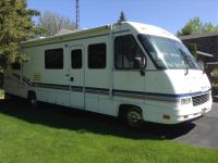Motor Homes Caravan 32' Pursuit Tres Propre