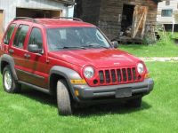 SUVs 2006 Jeep Liberty