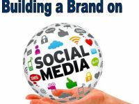 General Services Building a Brand on Social Media workshop