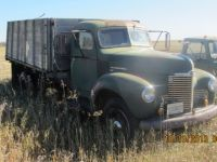 Restorable / Antique Vehicles 1948 KB-5 International 2 Ton (In very good condition)