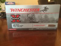 Guns & Hunting Supplies .270 WSM shells