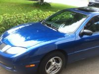 Cars 2000-10 2005 Pontiac Sunfire Sedan Automatic 2 door