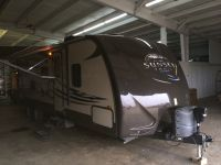Travel Trailers 2012 Crossroads Sunset Trail 31 BHS
