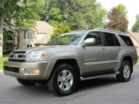 SUVs 2004 Toyota 4RUNNER Limited 4WD