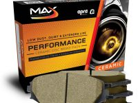 Parts and Accessories Max Ceramic Brake Pads for all vehicle makes & model