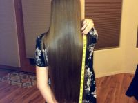 Miscellaneous Items Get These Black Long Indian Hair & Light-Straigh Brown Hair