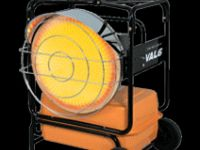 General Equipment VAL 6 Infrared Heater - KBEL