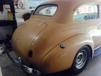 Restorable / Antique Vehicles 1940 chev 2nd sedan