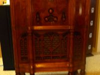 Furniture Antique radio stand - no radio