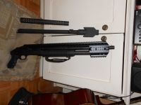 Guns & Hunting Supplies Mossberg 500 Tactical Shotgun
