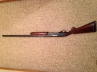 Guns & Hunting Supplies Remington Magnum Wingmaster 12 GA Model 870 Pump Shotgun