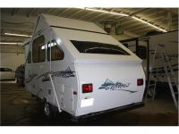 Travel Trailers 2009 Chalet XL1935 - Full Throttle Sports and Leisure
