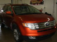 SUVs 2007 Ford Edge SEL