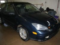 Cars 2000-10 2000 Ford Focus ZX3 167km