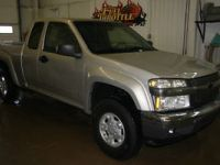 Truck 4 x 4 2000 & Up 2007 Chevrolet Colorado LT Z71 116km